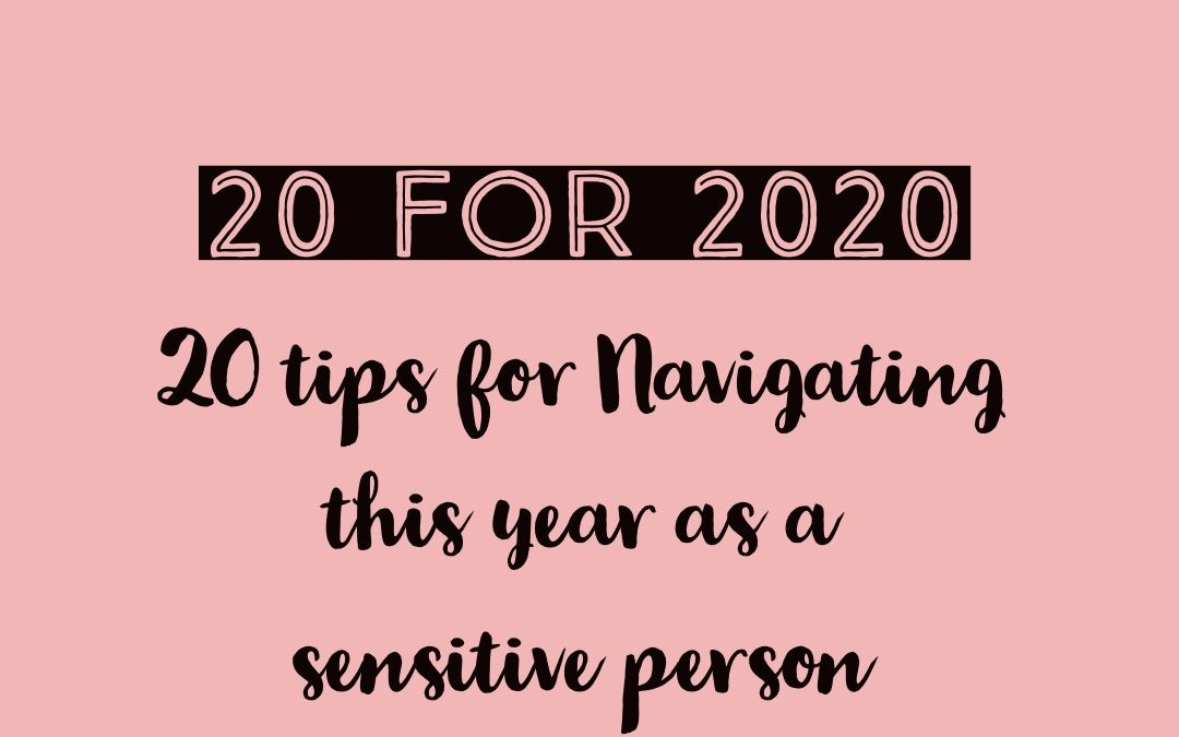 20 Ways for you to navigate 2020